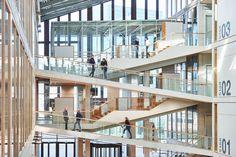 Gallery of Energy Academy Europe / Broekbakema + De Unie Architecten - 2
