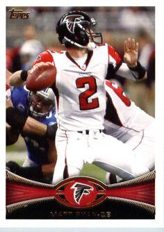 783b0af78 2012 Topps Football Card 152 Matt Ryan - Atlanta Falcons (NFL Trading Card)