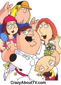 Family Guy, let's throwback to 2008