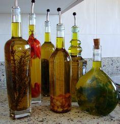 Azeites Aromatizados VI