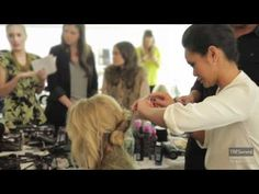 #TRESemme Style Setters Ep 7: #NikkiReed Behind the Scenes at #RebeccaMinkoff