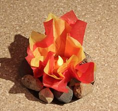 Camping Crafts for Kids: Have an Indoor Camping Expedition