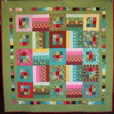 free quilt patterns using jelly rolls - Google Search