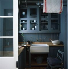 Scullery - in my guest house