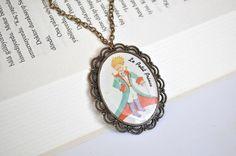 Küçük Prens Kolye 2 The Little Prince, Pendant Necklace, Jewelry, The Petit Prince, Jewlery, Bijoux, Schmuck, Jewerly, Jewels