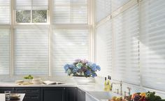Hunter Douglas | Alustra® Silhouette®  Contact us for more details! www.PeninsulaWind... 231-223-7610
