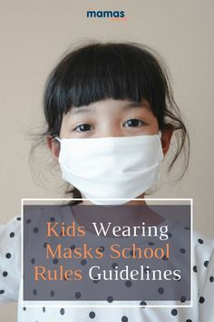 When it comes to kids wearing masks at school, what are the rules? How does it work? Do kids keep their masks on? Do they swap masks? One concerned mom wants answers. #MaskGuidelines #kidsMask #Covid