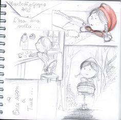 little red sketch