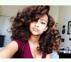 Biiig hair
