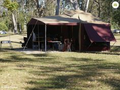 5 Tips for Camping in Hot Weather