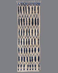 vintage Moroccan rug, Azilal #AZ16