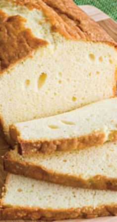 Eggnog Pound Cake Recipe ~ Pinner said: I almost hate to pin this to give it away, but this is THE best Christmas recipe I've ever made - people flipped...  Not only is it perfect for holiday entertaining, you can also  toast a few slices and top with jam or preserves for breakfast.