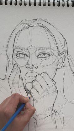 Sketchbook Drawings, Art Drawings Sketches Simple, Pencil Art Drawings, Realistic Drawings, Dog Drawings, Marvel Drawings, Cool Sketches, Sketch Drawing, Painting & Drawing