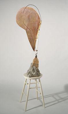 "David Ireland. ""Good Hope"". Sculpture. 1990. UC Berkeley Art Museum and Pacific Film Archive."