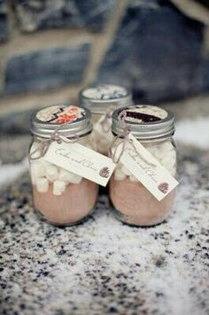 ♡chocolate and marshmallows