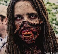 Stockholm Zombie Walk 2012