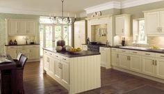 Cream Kitchen Cabinets   can dream...Cream kitchen cabinets   kitchens