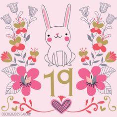 Coco Gigi Design: Christmas advent - 19
