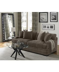 Marvelous Teddy Fabric Sofa Collection, Created For Macyu0027s   Living Room Collections    Furniture   Macyu0027s