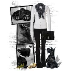 """Scottie's Love Fall"" by buffyb on Polyvore"