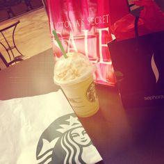After work.. Sephora, Victoria Secret, Ice Cream, Desserts, Food, No Churn Ice Cream, Tailgate Desserts, Deserts, Icecream Craft