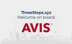 Neu im ThreeSteps Programm - Mietwagen von Avis.com // Travel Hacks, Travel Tips, Welcome On Board, Car Rental, News, Tips, Travel Advice
