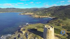 #Sardinia island, #italy filmed by a drone's cam. Just beautyfull! Amazing #beach plenty of archeos ruins and such breathtaking monuments of #Cagliari chief town.