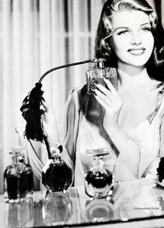 Rita Hayworth back with Hollywood didn't let it all hang out in public. AKA the good old days!  They might not have really been classy behind closed doors, but they let their fans keep the fantasy! lol