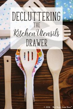 Sort And Organize Your Kitchen Utensils And Say Goodbye To The Jumbled Mess.