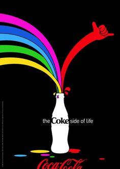 Coca Cola And Pepsi Print Ads Advertisements) Coke Ad, Coca Cola Ad, Always Coca Cola, World Of Coca Cola, Pepsi, Print Advertising, Print Ads, Advertising Agency, Coca Cola Vintage