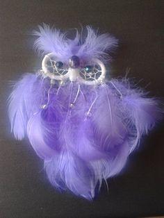 Dreamcatcher Owl by EBlackLight