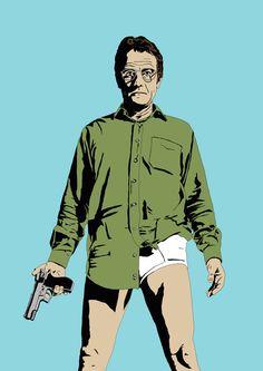 Walter White - Breaking Bad - Bennett_Jck