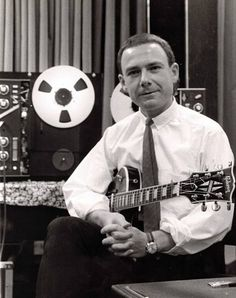 Robert Fripp...sure looks like a guy who started King Crimson huh.