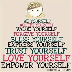 Be Yourself...Empowe...