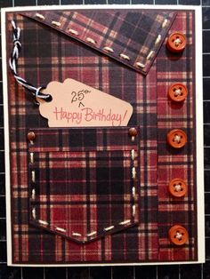 Birthday+card+for+my+son - Scrapbook.com