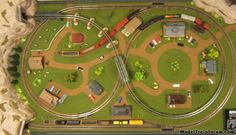 model train layouts | Model Train Resource: Online Model Railroad Sites You'll Love to ...