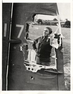 WWII U.S. Airman By Dama...