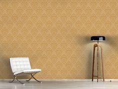 Design #Tapete Gold Barock