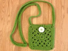 Who needs a cute crochet purse?EVERYONE! I know!This was fun, quick and easy.