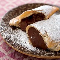Fried Chocolate Pudding Hand Pies