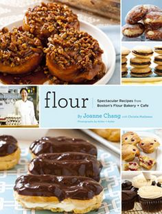 I've been working my way through Joanne Chang's Flour: Spectacular Recipes from Boston's Flour Bakery + Cafe. It's the sort of baking book I like- one that's been adap… Baking Cookbooks, Dessert Cookbooks, Best Cookbooks, Bakery Cafe, Flour Bakery, Pumpkin Muffin Recipes, Banana Bread Recipes, Flour Recipes, Baking Recipes