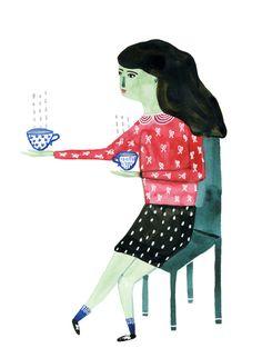 ILLUSTRATION - katie vernon art + illustration