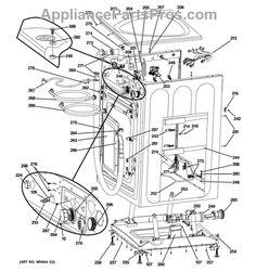 Kohler engine electrical diagram kohler engine parts diagram wh12x10470 ge washer inverter board oem new in box fandeluxe Choice Image