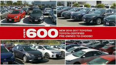 Toyota Of Santa Cruz 0 Financing On Entire Inventory