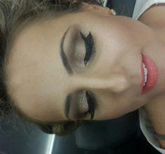 Make up Francielle KEHER. #mac @fgkeher  #noiva