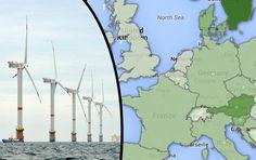 OVERZICHT. Deze landen verbruiken de meeste groene energie