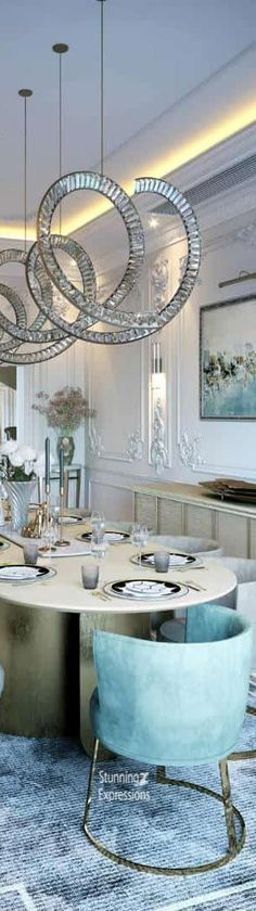 Interior Design Interior Design Gallery, Contemporary Interior Design, Modern Contemporary, Home Decor Colors, Colorful Decor, Come Dine With Me, Shabby Chic Style, Modern Room, Decor Styles