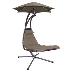 Casey Lounge Chair in Grey