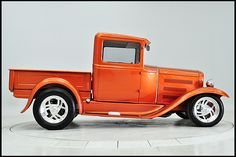 1931 Ford Model A Old Ford Pickup Truck, 57 Chevy Trucks, Custom Pickup Trucks, Hot Rod Pickup, Hot Rod Trucks, Cool Trucks, Big Trucks, Classic Trucks, Classic Cars
