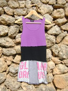 Womens Summer Dress/Tunic Upcycled by NuLifeClothing on Etsy, $50.00